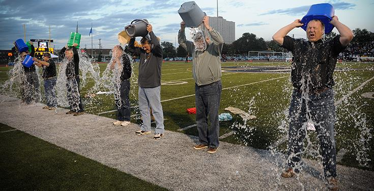 Ice Bucket Challenge Reaches CSP